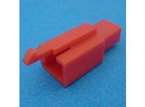HCM2R 2 polig rood 10 stuks