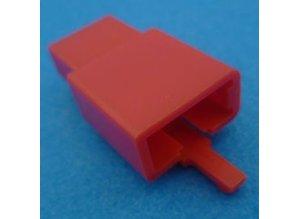 HCM3R 3 polig rood 10 stuks