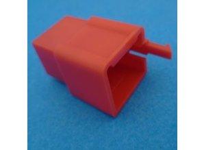 HCM9R 9 polig rood 10 stuks