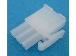 ML3 Mini-Lock 1.0mm stekkerset 3 polig