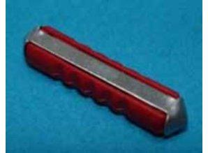 (plastic)- keramische zekering RF16TP rood 16A