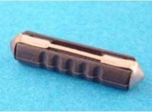 56.25-N keramische zekering 25A bruin