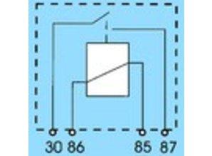 2842 12V/20A N.O. (maakkontakt)