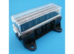 RELH705 kast voor 7 micro relais