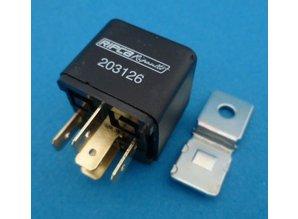 203126 relais maak 12V/40A dubbele uitgang