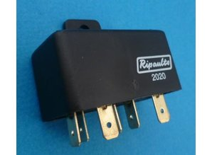 2020 dubbel relais 12V 20A