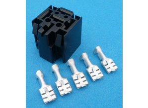 RELH12.4110 relaisvoet voor mini relais