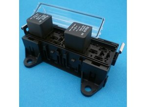 RELH665 relaiskast 4 voudig
