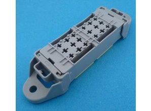 R01580 bevestigings oren (1 module)