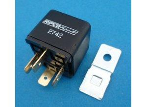 2742 relais maak met diode