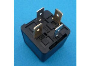 2741 relais maak met diode