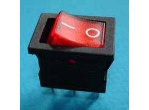 E424 aan/uit rood verlicht 1-0