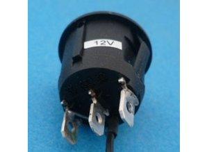 E736 verlicht LED on/on 12V