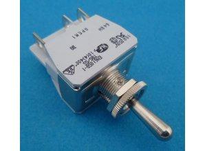 648/H2  schakelaar on-off-flash dubbelpolig