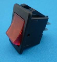 E634 aan/uit verlicht rood