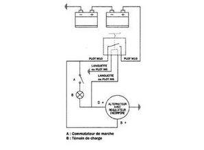 500016 heavy duty D+ Circuit