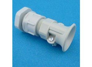 PG9-TR-GRY Kabelwartel 5.5-7.5 mm