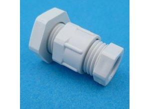 PG7-N-GRY Kabelwartel 5-7 mm