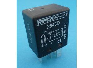 2845D 12V 15/25A wisselkontakt en diode