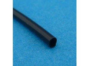 2 mm isolatiekous SLVG2 zwart 10 meter