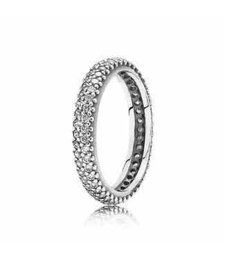 Pandora ring 190909CZ