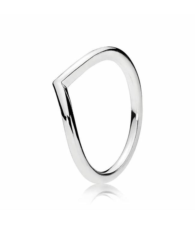 Pandora ring Wishbone 196314