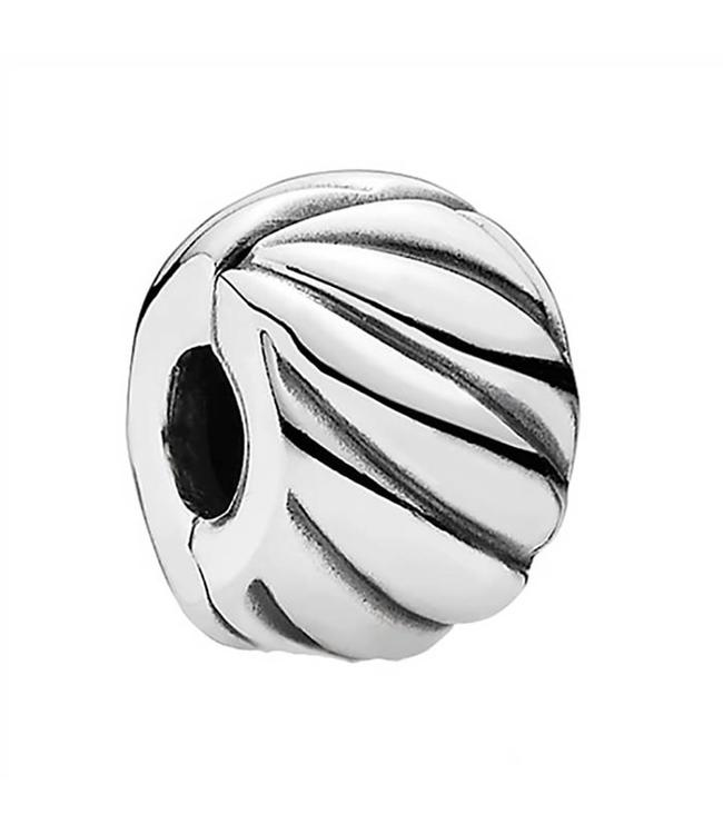 Pandora Feathered clip 791752
