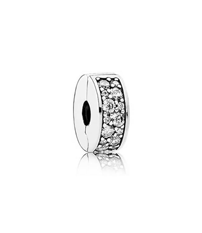 Pandora Shining Elegance Spacer clip 791817CZ