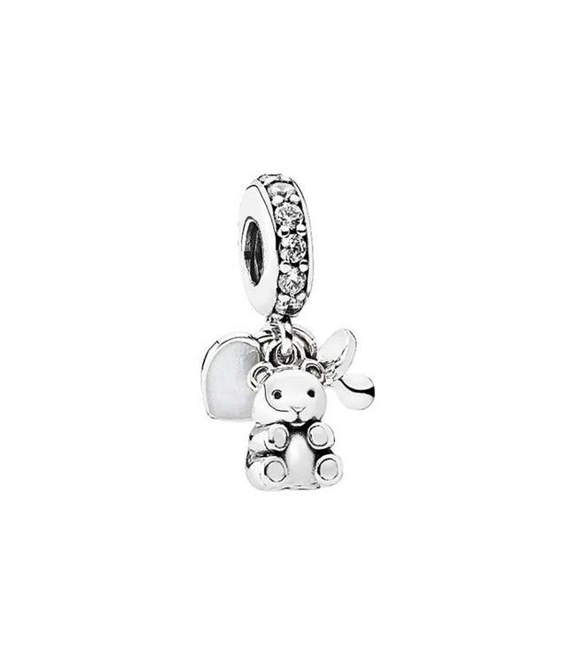Pandora Baby Treasures 792100CZ