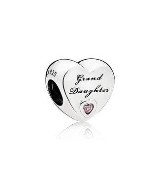 Pandora Granddaughter heart 796261PCZ