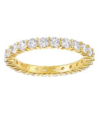 Swarovski Vittore ring yellow XL