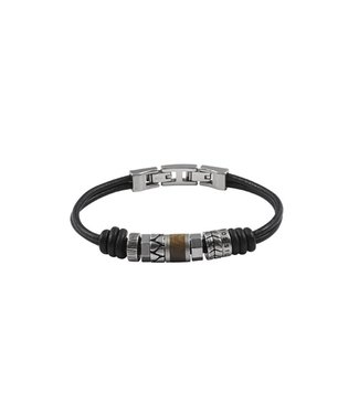 Fossil heren armband JF84196040