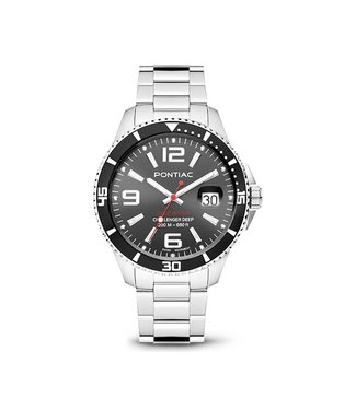 Pontiac Deep Water heren horloge P20034