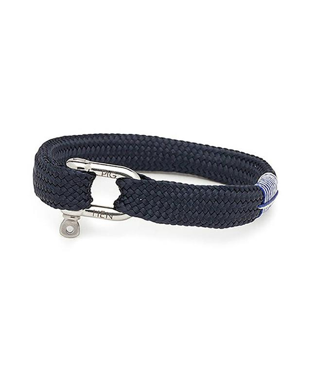 Pig & Hen Sharp Simon - Navy/Silver