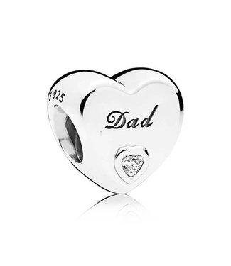 Pandora Dad's Love 796458CZ