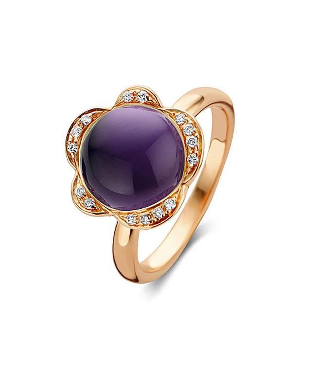 Bigli ring Lilly Bloom 20R124RAMMPDIA