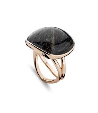 Bigli ring Chloe 20R133Rrutonyx 0.01ct