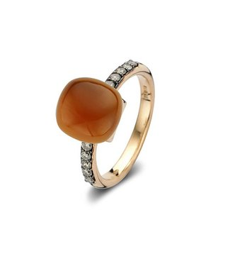 Bigli ring Mini Sweety 20R93YSQARANMPBRDB