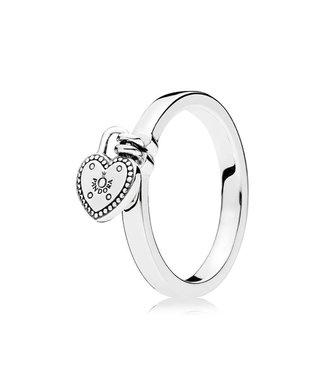 Pandora Love Lock ring 196571