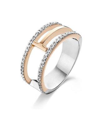 Orage dames ring R/2438 Size 54