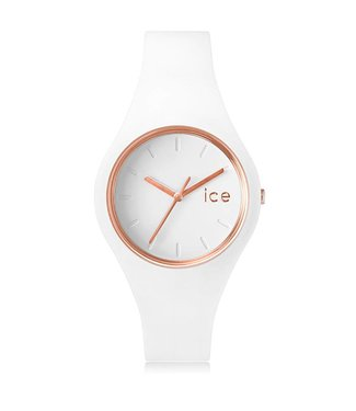 Ice Watch Ice Glam - White Rose-Gold - Small - 000977