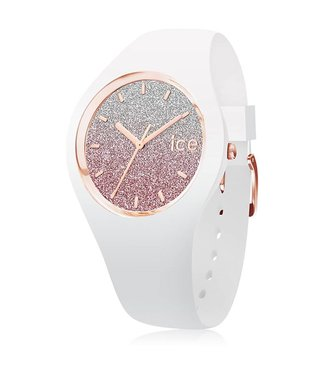Ice Watch Ice Lo - White Pink - Medium - 013431