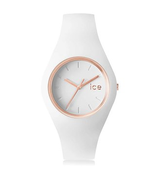 Ice Watch Ice Glam - White Rose gold - Medium - 000978