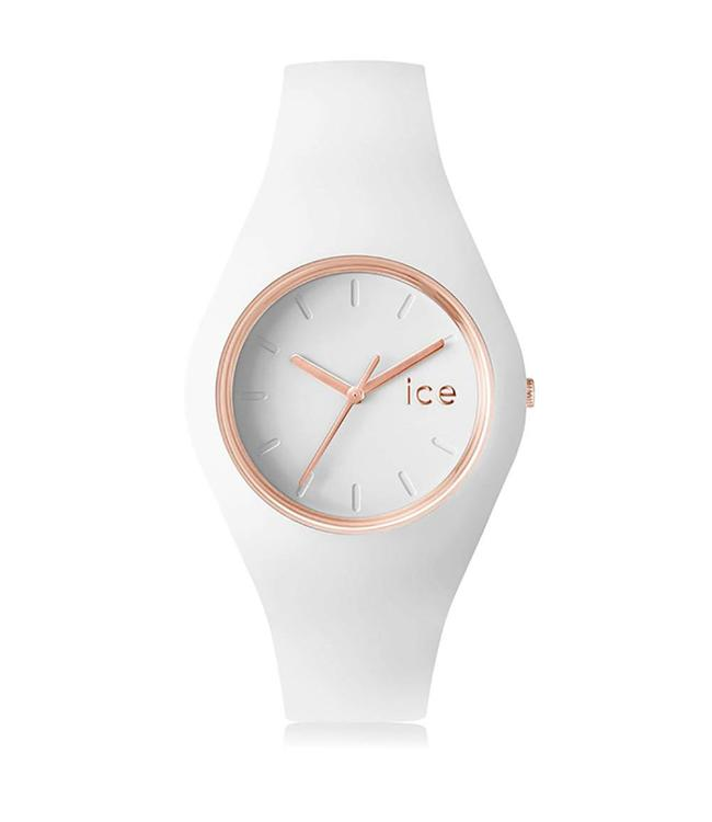 Ice Watch Ice Glam - White Rose gold - Medium 000978