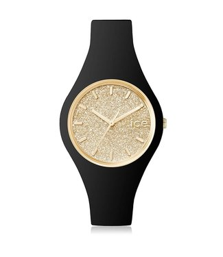 Ice Watch Ice Glitter - Black Gold - Small - 001348
