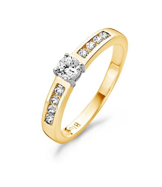Blush ring 14kt 1125BZI