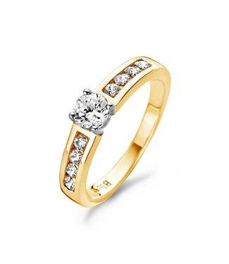 Blush ring 14kt 1126BZI