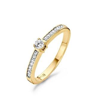 Blush ring 14kt 1145BZI