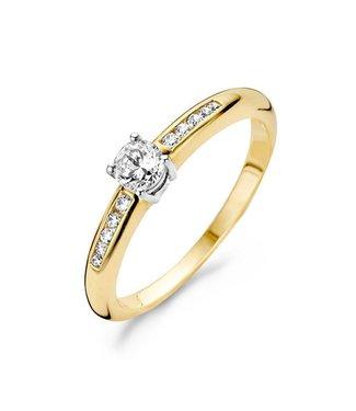 Blush ring 14kt 1155BZI