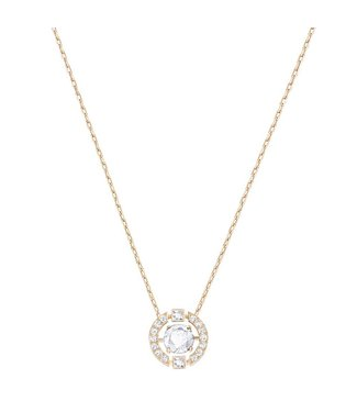 Swarovski Sparkling Dance Around Necklace 5272364